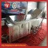 A fábrica fêz a máquina refrigerando de descascamento do vegetal/fruta personalizada