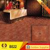 500 * 500 mm Teja rústica Material de construcción baldosa cerámica del suelo de azulejo (B522)