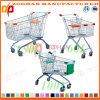 형식 슈퍼마켓 유럽 작풍 쇼핑 카트 트롤리 (Zht10)
