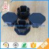 Kundenspezifisches Firmenzeichen-Hexagon-Plastikrohrende-Schutzkappe