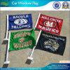Publicité Drapeau de fenêtre de voiture avec taupe (M-NF08F06020)