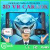 2016 de Heetste Virtuele 3D Glazen van de Doos van Vr van de Werkelijkheid met Hoofdtelefoon