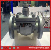 Api 6D Cast Steel Top Enrty Ball Valve
