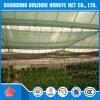温室または庭の日曜日の陰のネット