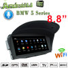 8.8 de  carro estereofónico de Carplay do Android 7.1 do carro 5er E60 E61 M5 antiofuscante para BMW