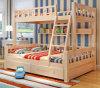 固体木のベッド部屋の二段ベッドの子供の二段ベッド(M-X2696)