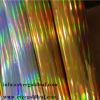 Folha holográfica/do holograma transferência para o pacote de papel/Lable/cartão/plásticos
