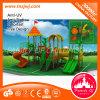 Personalizar el Parque de Atracciones al Aire Libre Diapositiva de plástico de equipos de juego