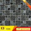 Hacer de la teja de China del alto grado de mosaico de cristal del mosaico de la sala de estar (HC001)