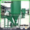 Misturador de alimentação confiável para a mistura de alimentos para animais e fertilizantes em pó