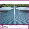 Kundenspezifische gewölbte Dach-Beispiel-Farben-Stahlmetalldach-Fliese