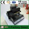 Zx219 libro digital estampado en caliente caliente de la máquina máquina de la prensa