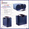 Kundenspezifischer multi Gebrauch-Leder-Speicher-Korb-Großhandelsbeutel (6380)