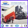 Китай грузового прицепа производителя питания основную часть цемента бак наполовину прицепа танкер прицепов для продажи