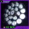 A PARIDADE 6in1 UV ao ar livre de DMX RGBWA pode encenar a lavagem do diodo emissor de luz 18X18W