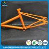 자전거 프레임을%s UV 저항 Tgic 광택 있는 주황색 분말 코팅