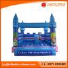 Novo Design Encaracolados Insuflável Castelo de saltos para populares Carton (T2-211)