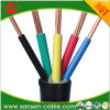 3X0.75mm2 5X1。 mm2 7X 1.5mm2の電線PVC制御ケーブルのマルチコア制御ケーブル