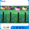 Plastic LEIDENE van de Hars van de Hars Materiële ZonneLantaarn met 1.2V mAhBatterij van Ni-CD 600