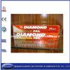 Papel de aluminio del diamante para el conjunto del alimento