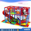 Campo da giuoco dell'interno del gioco del gioco del capretto di tema della caramella del giocattolo dei bambini