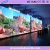 Carte d'affichage LED programmable P4 pour la publicité pleine couleur intérieure