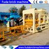 Het hydraulische Rode Blok die van de Baksteen van de Betonmolen Machine maken