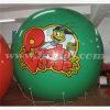 K7070を広告するためのヘリウムの気球のあたりで飛ぶ2mの直径