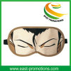 Eyemask historieta impresa con logotipo personalizado