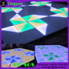 Pavimentazione di ballo di illuminazione LED della fase di RGB della discoteca di DMX