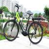 Bicicleta eléctrica de alta calidad con 8fun Motor media