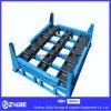 Plegable estante de la plataforma de apilamiento de la caja de engranajes