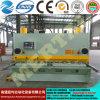 Машина 12*2500mm выдвиженческой плиты гильотины механического инструмента CNC гидровлической режа