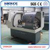 Tipo barato máquina do grupo do torno do CNC do micro do CNC (CK6432A)