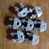 Abrazadera de cuerda de alambre del hierro maleable DIN741