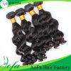 Волосы волнистых волос поставкы Кита первоклассные людские индийские для оптовой продажи