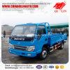 Caminhão da carga da luz da placa do peito da capacidade de Dayun 4X2 1.5t