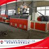 O PVC WPC linha de máquinas de extrusão de produção de perfil (SJSZ)