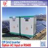 PV de Omschakelaar 8kw 96V 120V 192VDC van de Macht aan Enige Fase of Output In drie stadia