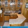 Natuurlijke Countertop van het Graniet van de Keuken