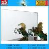Verre miroir en aluminium recouvert double épaisseur 1.5-5mm avec AS / NZS 2208