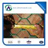 Gebionボックス金網の網の六角形の金網