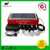 Iluminando a sua família de sistema de energia solar de 8 W para as zonas rurais