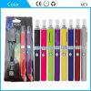 2014의 최신 판매 E 담배 도매 Evod 물집 장비