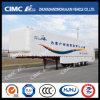Cimc Huajun Van/Box Smei Trailer com Design de Diminuição-Resisting
