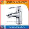 Robinet de lavabo monobloc chromé (CB-012)