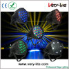 Matrijs Casting RGBW LED PAR Light 54*3W