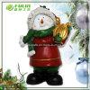 2015 Смола Снеговик Фигурка для Новогоднее украшение (NF14254-1)