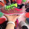編まれる熱い販売学生はスニーカーの履物の靴を遊ばす
