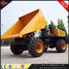 2 Vrachtwagen van de Kipwagen van de Plaats van de Lossing van de ton de Voorwaartse Mini